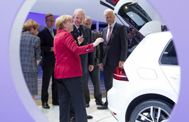 Volkswagen elektrisiert die Hauptstadt