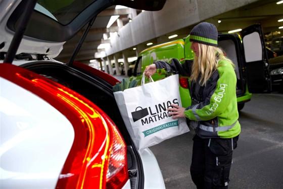 Volvo: Das Auto wird zur Packstation