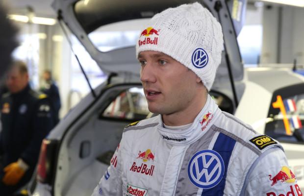 WRC-Rallye startet in Schweden