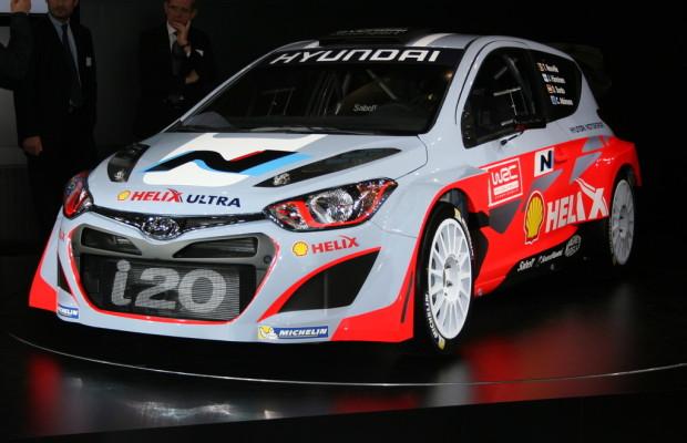 WRC-Saison 2014 – Harte Schule für Hyundai