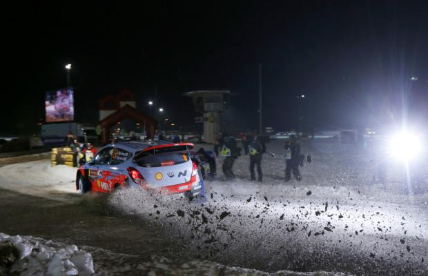 WRC: Volkswagen siegt in Schweden