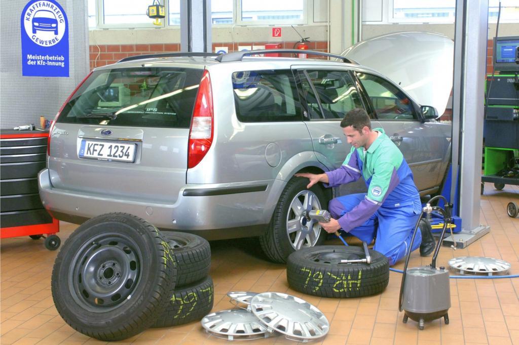 Warnung des Kraftfahrt-Bundesamtes - Stahlräder können brechen
