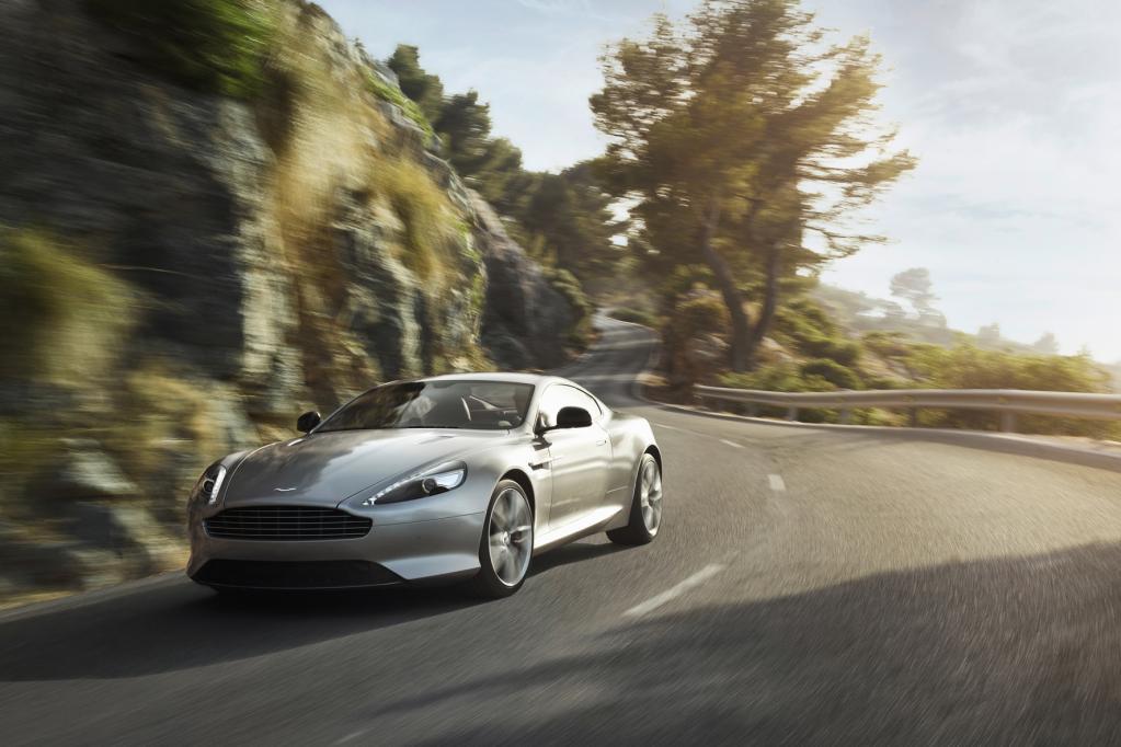 Wie im James Bond: Rückruf bei Aston Martin