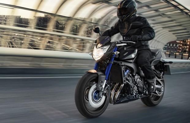 Yamaha FZ 8 bis Ende Juni günstiger