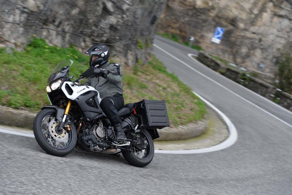 Yamaha XT1200ZE: Das Abenteuer ist überall