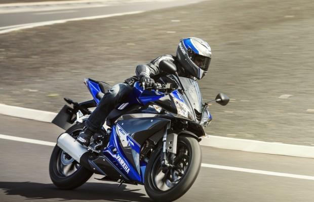 Yamaha spendiert der YZF-R 125 ein Update