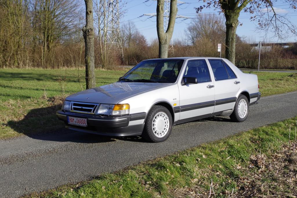 Youngtimer im Test: Saab 9000 2,3-16 - Alter Schwede aus dem Europa-Baukasten