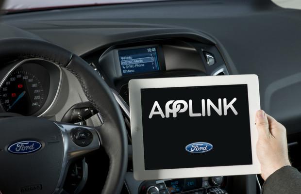 Zwei neue Applikationen für Ford Sync