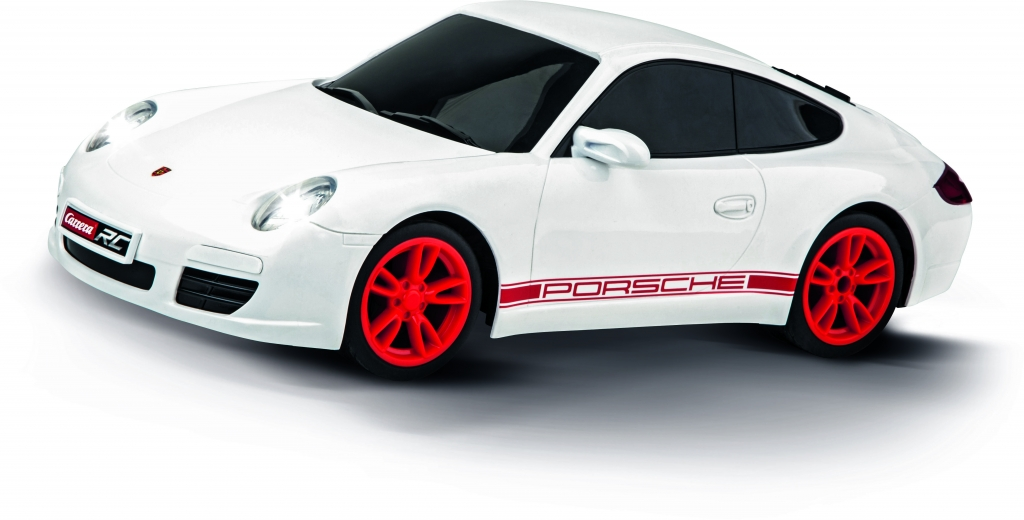 auto.de-Ostergewinnspiel: Carrera RC Porsche 911