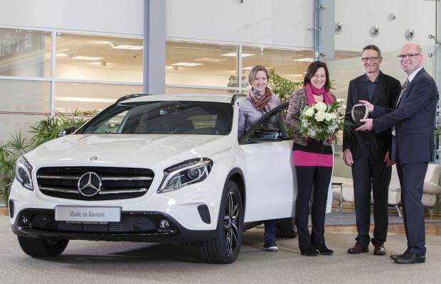 Über 6000 Probefahrten bei Mercedes-Benz