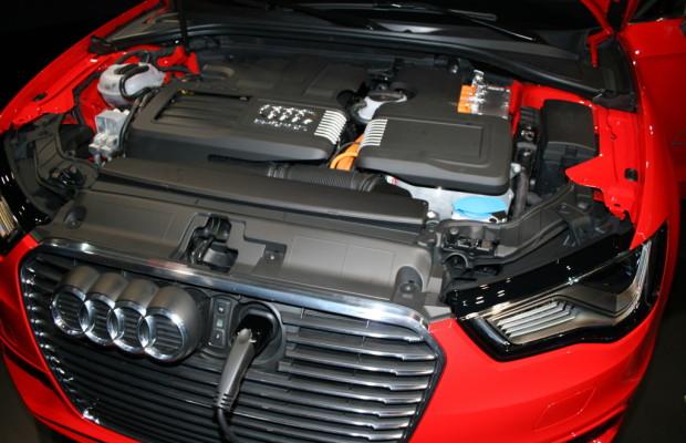 Ökostrom für den Audi A3 E-Tron