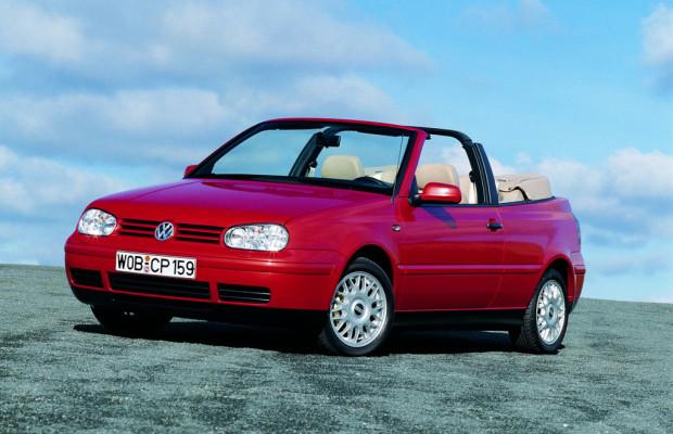 40 Jahre Volkswagen Golf: Eine Klasse für sich