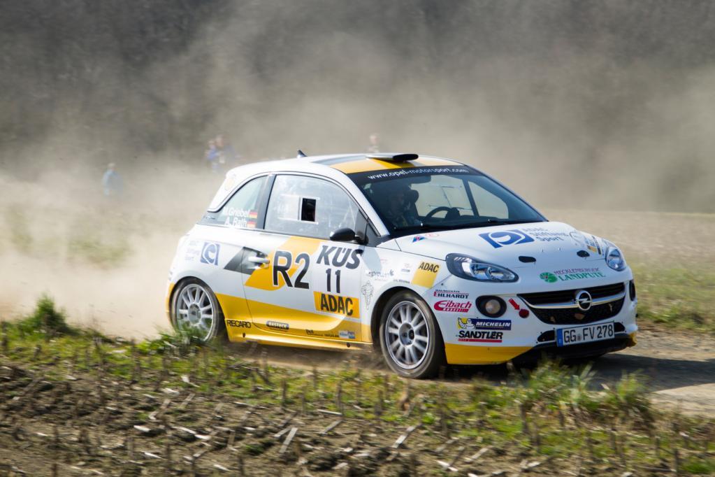 Adam R2: Kraftzwerg für den Rallyesport