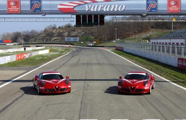 Alfa Romeo 4C macht als