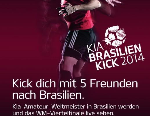 Amateur-Teams können sich für Brasilien bewerben