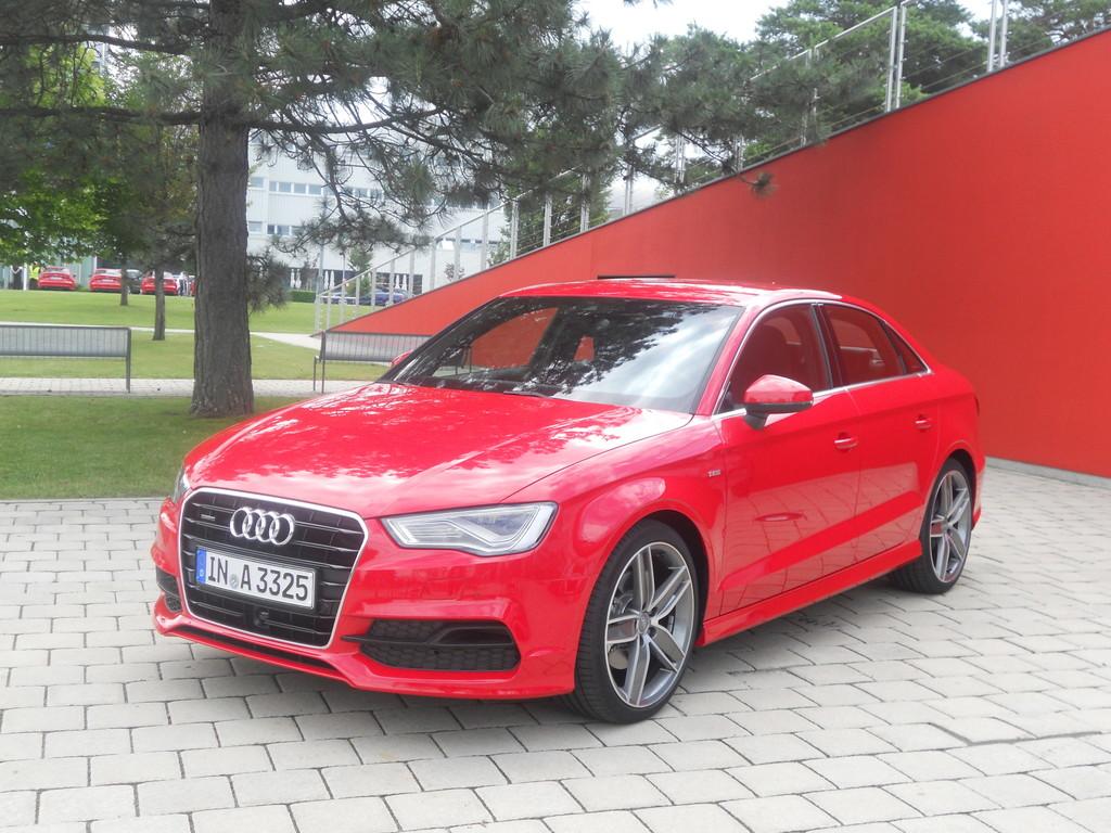 Audi A3 erhält
