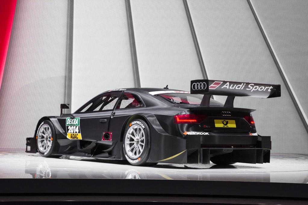 Audi: Das neue DTM-Meisterauto steht bereit