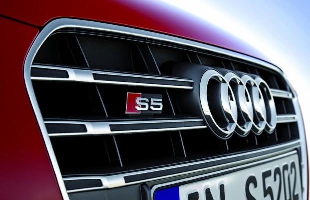 Audi legt um 6,8 Prozent zu