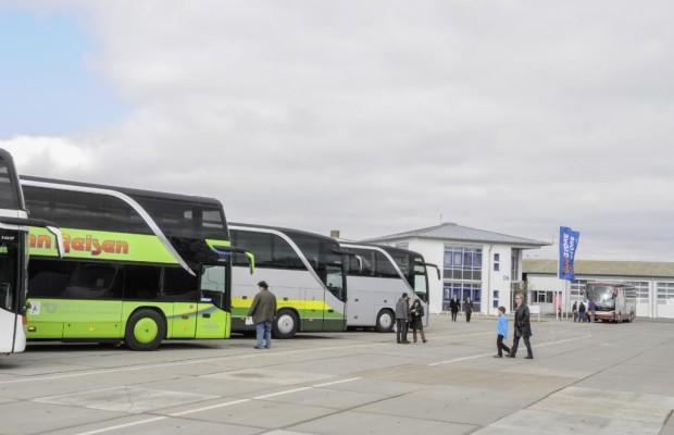 Auftakt nach Maß für Gebraucht-Omnibus-Messe