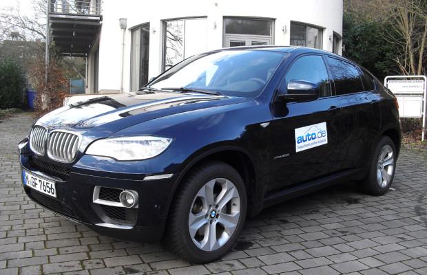 Auto im Alltag: BMW X6 xDrive40d