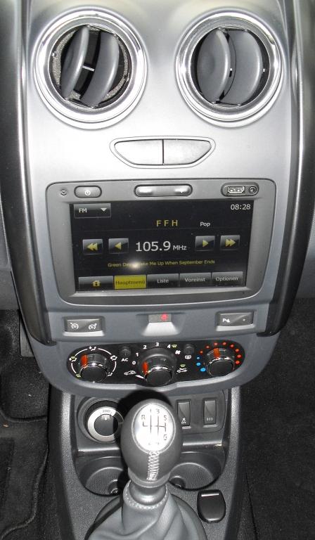 Auto im Alltag: Dacia Duster dCi 4x4 Prestige