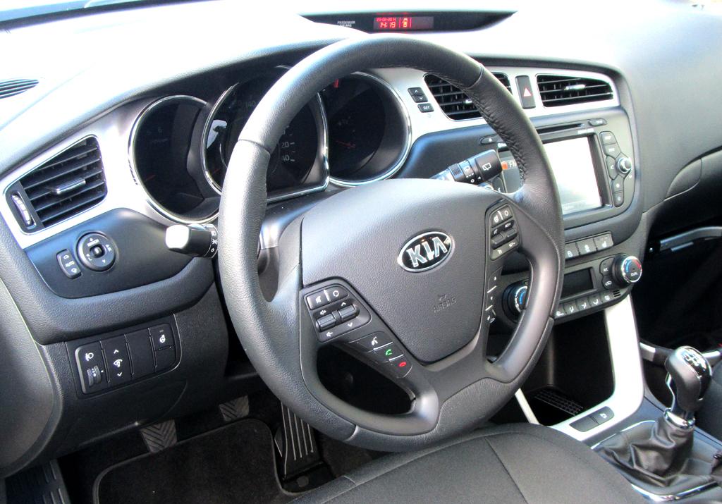 Auto im Alltag: Kia Cee'd 1.6 CRDi Vision