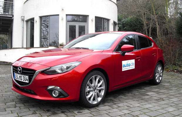 Auto im Alltag: Mazda3