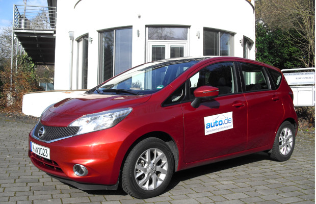 Auto im Alltag: Nissan Note 1.2 Acenta