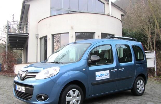 Auto im Alltag: Renault Kangoo Energy dCi 90 Happy Family