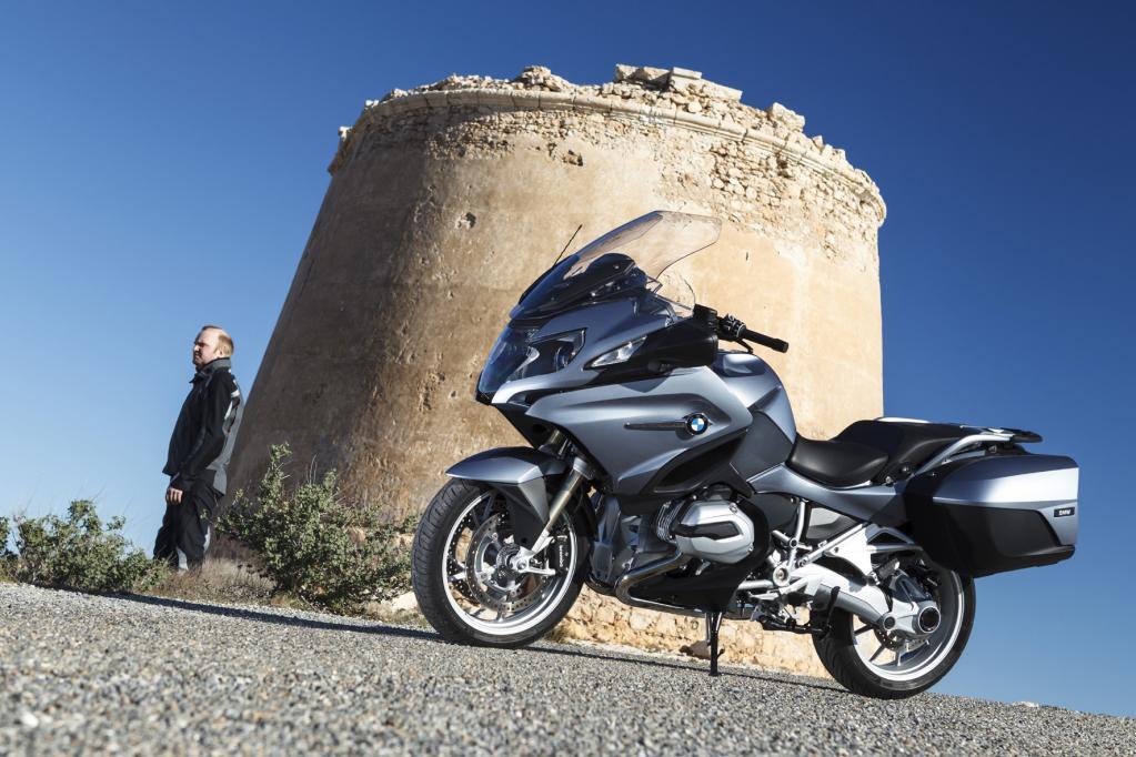 BMW R 1200 RT: Kreuzfahrt auf zwei Rädern