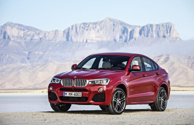 BMW baut X4 - Sports Activity Coupé