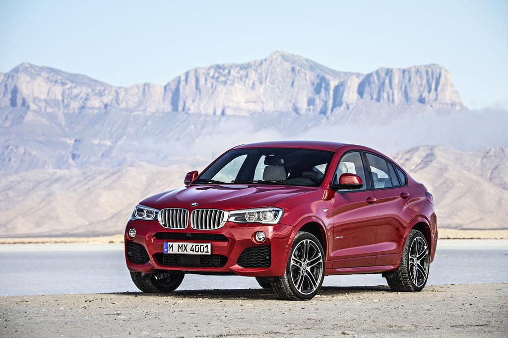 BMW baut X4