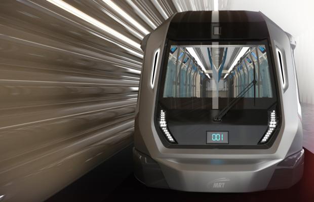 BMW designt malaysische Metro