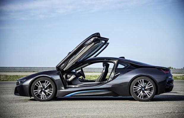 BMW i8: Laser-Scheinwerferlicht schont die Augen