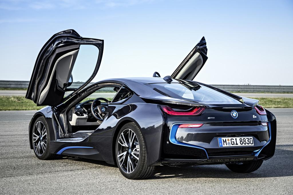 BMW i8 wird ab Juni ausgeliefert