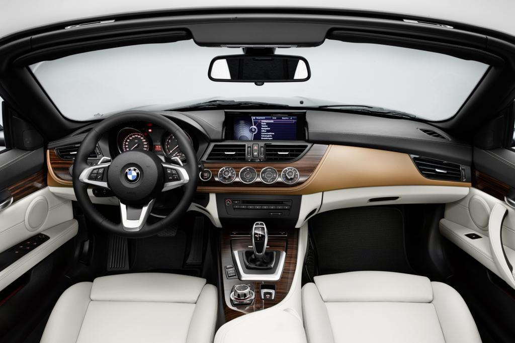 BMW-typisch ist die Optionsliste lang