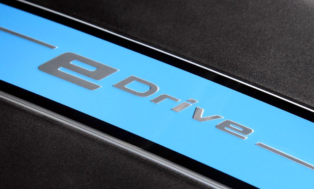 Bei BMW steht eDrive für ein alternatives Antriebssystem.