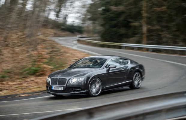 Bentley: Continental GT Speed und V8 für Flying Spur