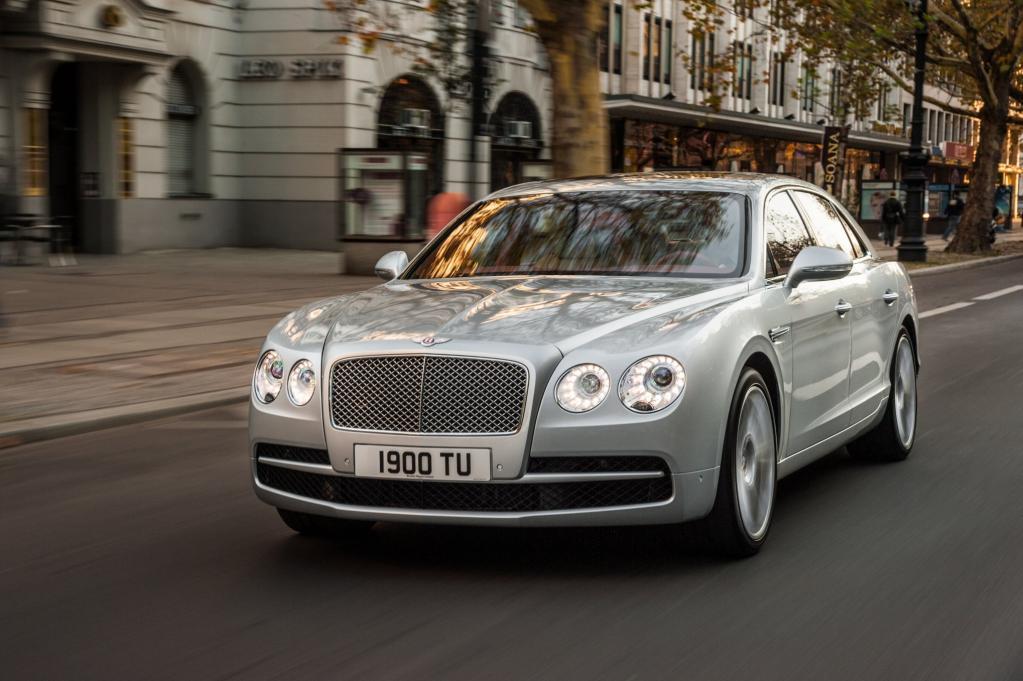 Bentley: Überarbeiteter Continental GT Speed und V8 für Flying Spur