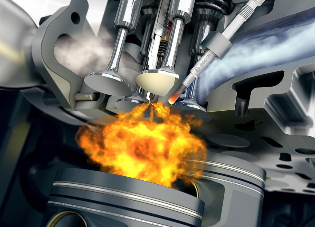 Benzin-Direkteinspritzung auf Siegeszug: Strahlgeführt, stark, sparsam