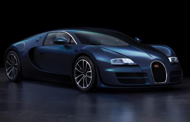 Bugatti Veyron: Mit 431 km/h ins Rekordbuch