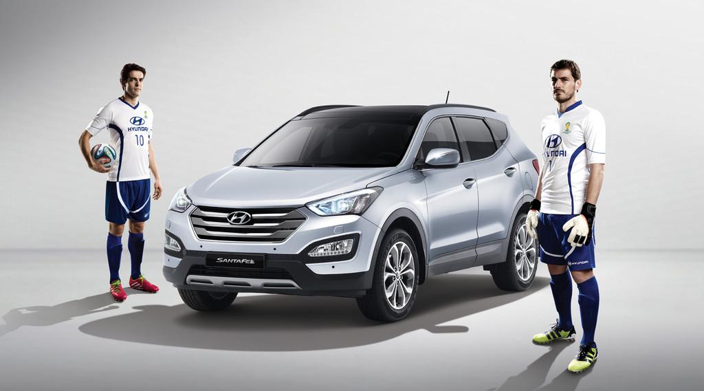 Casillas und Kaká sind Hyundai-Markenbotschafter