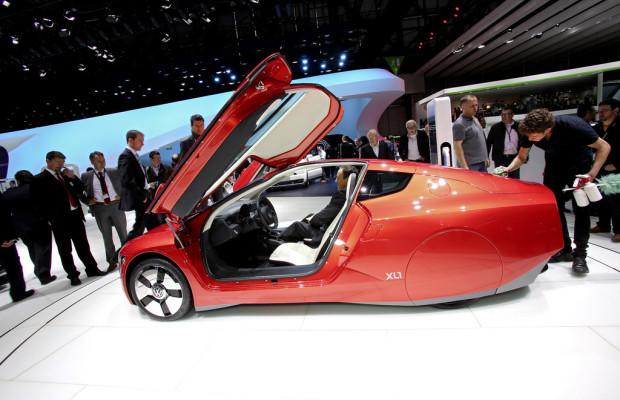 Cebit 2014: Die automobile Gegenwart und Zukunft von VW
