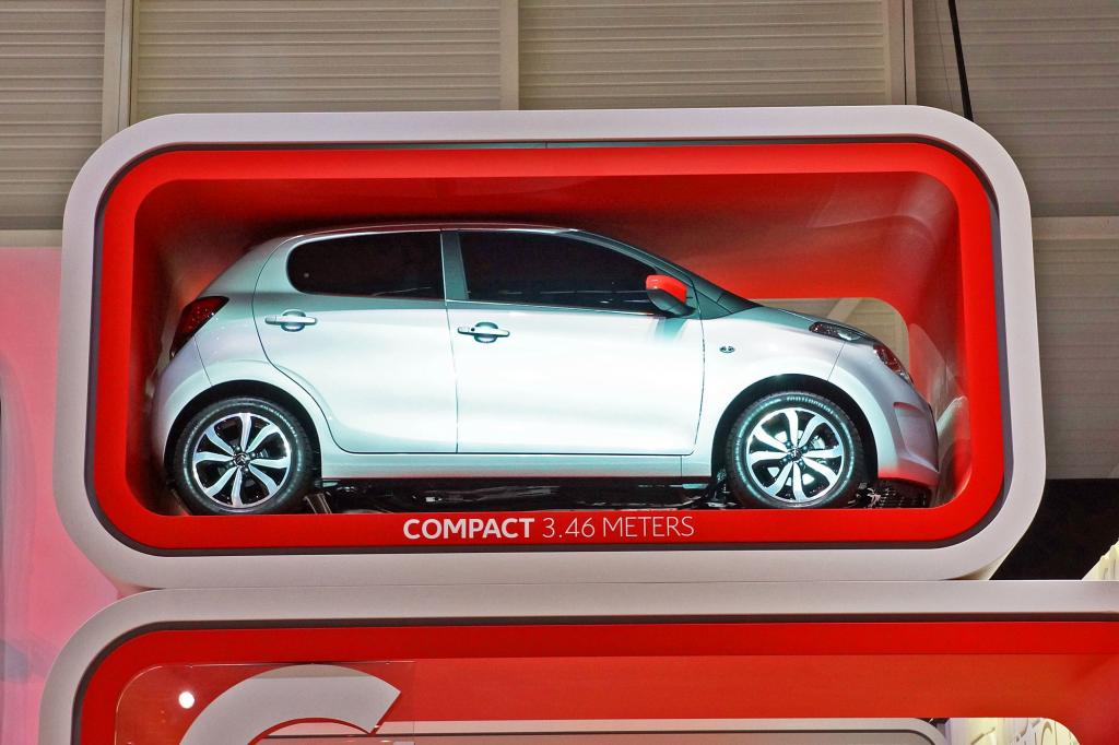 Citroen C1 in Genf