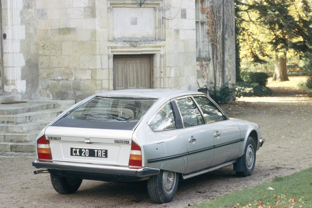 Citroen CX 20 TRE ab 1983