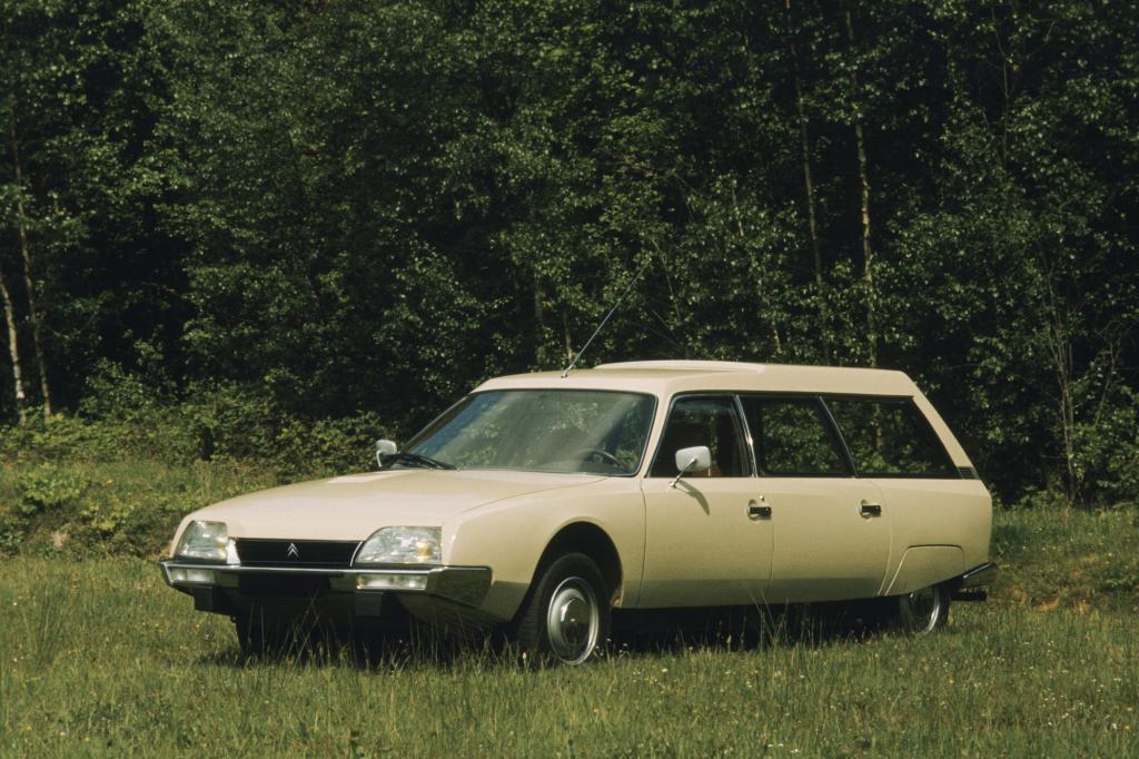 Citroen CX 2000 Break ab 1975
