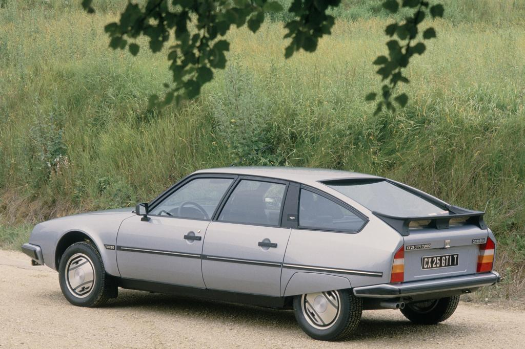 Citroen CX 25 GTI Turbo ab 1984