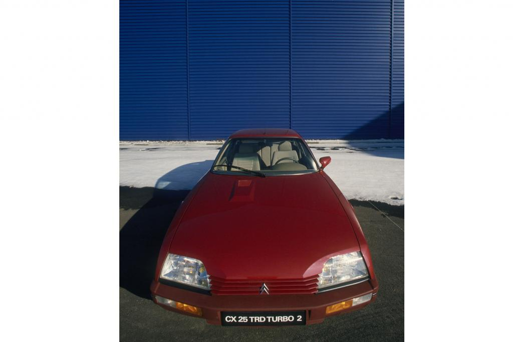 Citroen CX 25 TRD Turbo 2 ab 1987