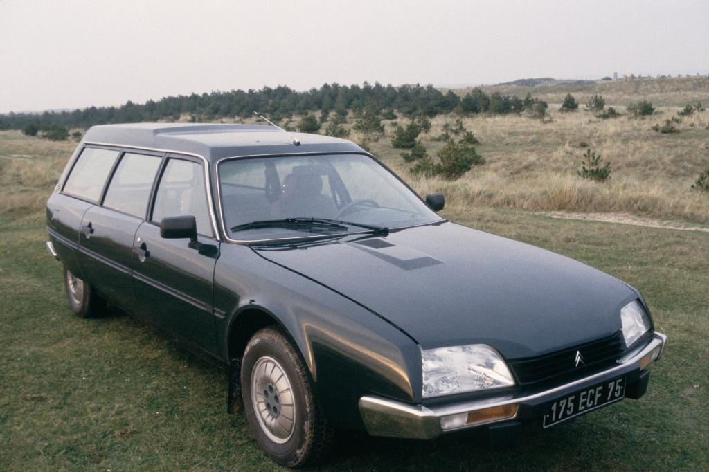 Citroen CX Break 25 D ab 1983