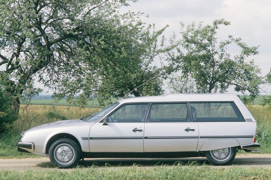 Citroen CX Break 25 TRI ab 1983